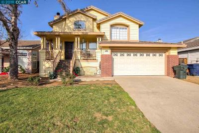 Antioch Single Family Home For Sale: 5109 Stagecoach Way