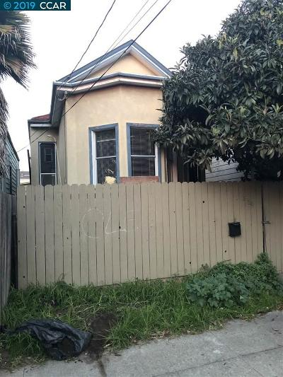 Single Family Home Pending Show For Backups: 1756 9th St