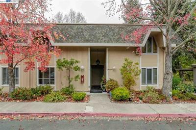 Walnut Creek Condo/Townhouse For Sale: 3316 Tice Creek Dr #7