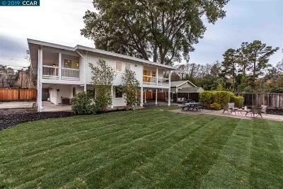 Walnut Creek Single Family Home For Sale: 632 Center St