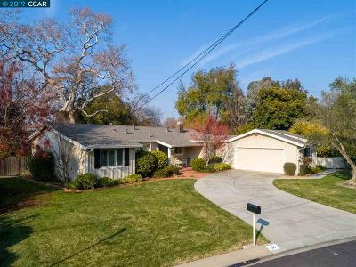 Walnut Creek Single Family Home For Sale: 31 Elmwood Ct