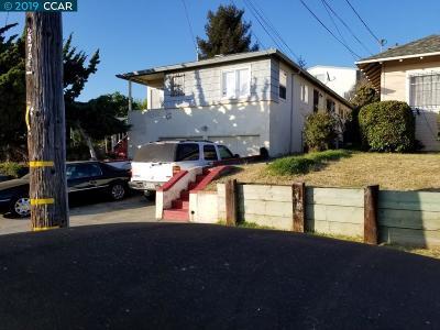 Oakland Multi Family Home For Sale: 9510 Hillside St