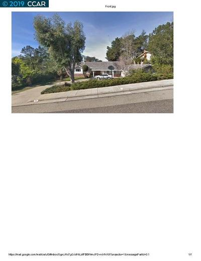 Oakland Single Family Home Active-Short Sale: 360 Elysian Fields Dr