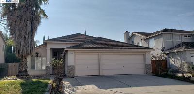 Tracy Single Family Home For Sale: 2100 Iroula Way