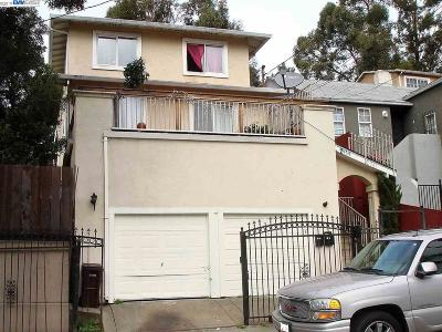 Oakland Multi Family Home For Sale: 2939 68th Ave