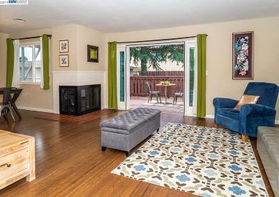 Hayward Single Family Home For Sale: 22605 Sierra Ave