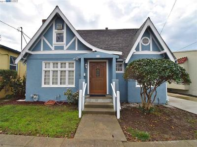San Leandro Single Family Home For Sale: 327 W Broadmoor Blvd