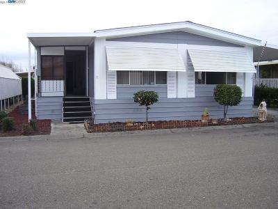 Hayward Mobile Home For Sale: 29013 Berkeley