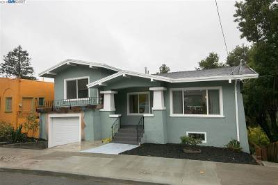 Oakland Multi Family Home For Sale: 675 Santa Ray Ave
