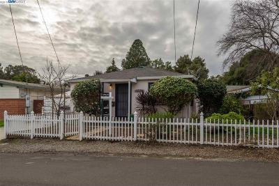 Castro Valley Single Family Home For Sale: 22377 N 4th Street