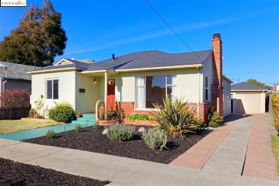 Richmond Single Family Home For Sale: 2825 Andrade Ave
