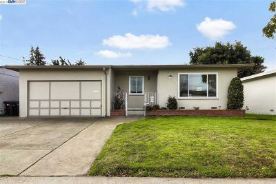 Hayward Single Family Home For Sale: 19451 Waverly Ave
