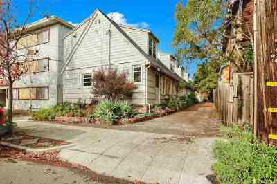 Berkeley Condo/Townhouse For Sale: 2325 Webster St. #B