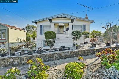 Richmond Single Family Home For Sale: 5800 San Jose Ave.