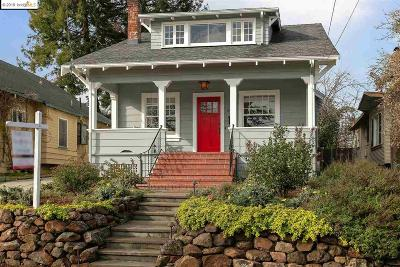Oakland Single Family Home For Sale: 3935 Ardley Ave