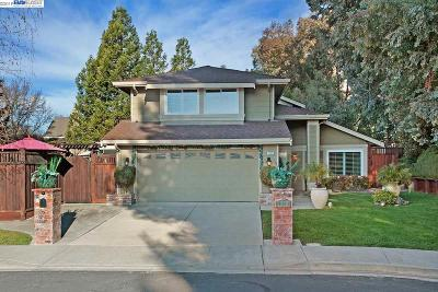 Pleasanton Single Family Home For Sale: 7305 Linwood Ct
