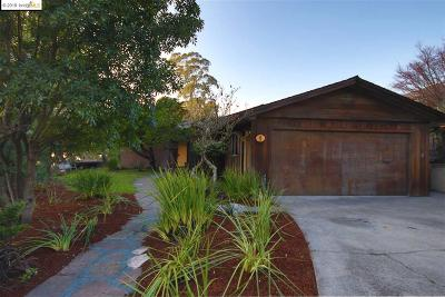 Berkeley Single Family Home For Sale: 1 Avenida Dr