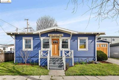 Berkeley Single Family Home For Sale: 1601 Kains Ave