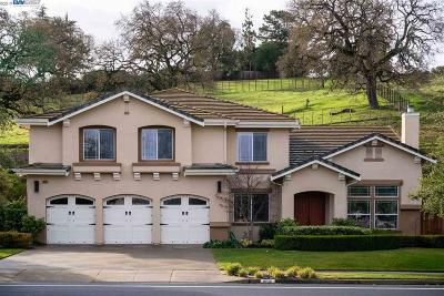 San Ramon Single Family Home For Sale: 6015 Westside Dr
