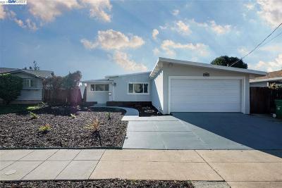 Hayward Single Family Home For Sale: 31281 Oakhill Way