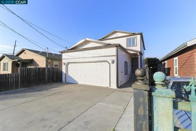 San Pablo Single Family Home Price Change: 1515 California Avenue