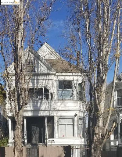 Multi Family Home For Sale: 1410 8th St