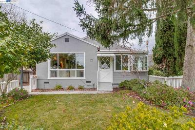 Castro Valley Single Family Home For Sale: 3964 Wilson Ave.