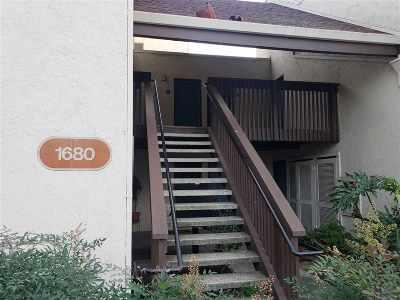 Concord Condo/Townhouse Active - Contingent: 1680 Laguna St. #G