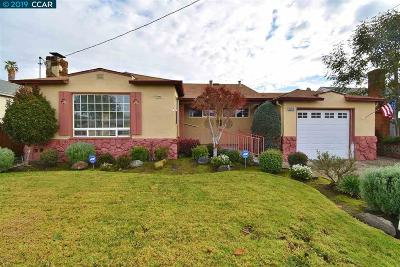 San Leandro Single Family Home For Sale: 15210 Andover Street