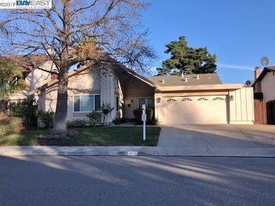 Pleasanton Single Family Home New: 3277 Gulfstream St