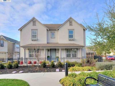 Dublin Single Family Home Price Change: 4455 Sunset View Drive