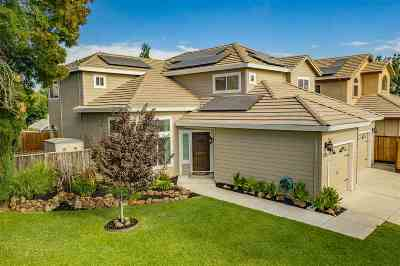 Tracy Single Family Home Back On Market: 1395 Yorkshire Loop
