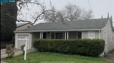 Antioch Single Family Home For Sale: 112 Russell Dr