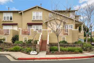 Oakland Condo/Townhouse For Sale: 1648 Tucker St
