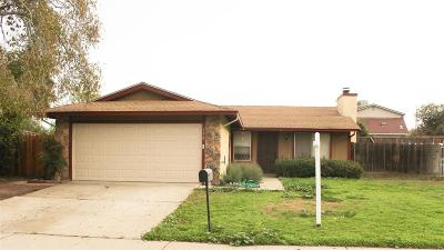 Tracy Single Family Home Price Change: 310 Butte Way