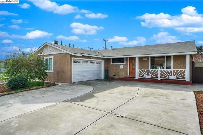 Fremont, Union City, Newark Single Family Home For Sale: 43361 Cedarwood Dr