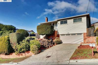 Oakland Single Family Home For Sale: 3061 Malcolm Ave