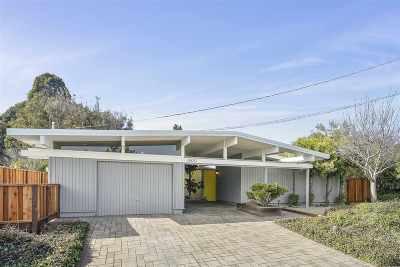 Castro Valley Single Family Home For Sale: 5520 Greenridge Rd