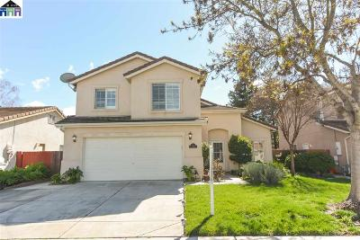 Tracy Single Family Home For Sale: 1022 Vernon Berry Ln