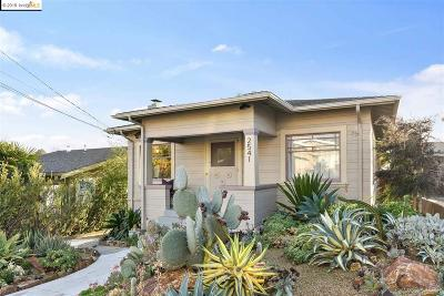 Oakland Single Family Home For Sale: 2541 Hearst Ave.