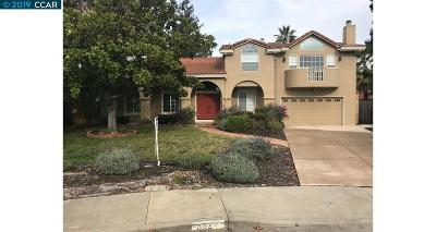 Contra Costa County Rental For Rent: 3624 Mahogany Ct
