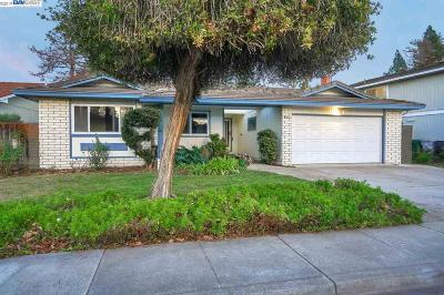 Fremont Single Family Home New: 40424 La Jolla Ct