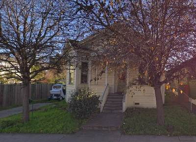 Berkeley Single Family Home For Sale: 1510 Ashby Ave
