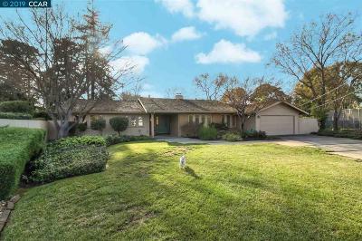 Walnut Creek CA Single Family Home New: $1,250,000