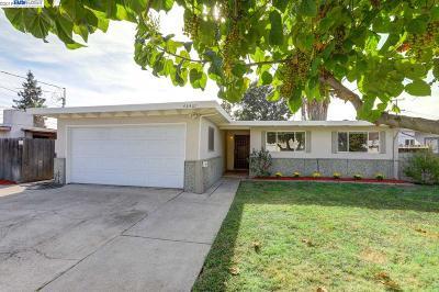 Fremont, Union City, Newark Single Family Home For Sale: 43437 Newport Dr