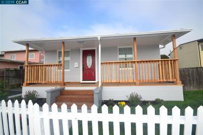 Richmond Single Family Home New: 4601 Fall Ave