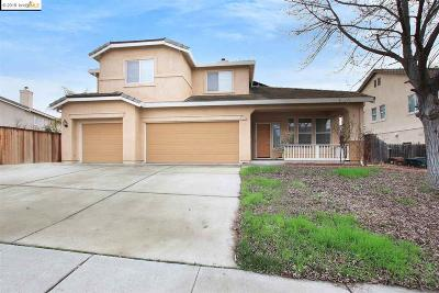 Antioch Single Family Home New: 2630 Leopard Way