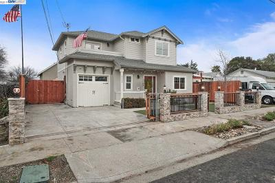 Alamo, Danville, San Ramon, Dublin, Pleasanton, Livermore Single Family Home New: 1756 Chestnut St