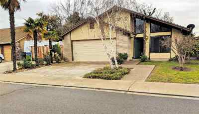 Manteca Single Family Home For Sale: 732 Meadow Way