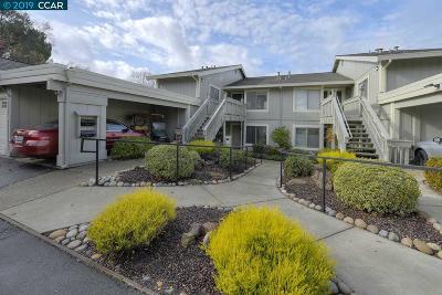 Walnut Creek CA Condo/Townhouse New: $595,000